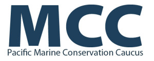 Pacific Marine Conservation Caucus wordmark
